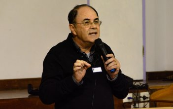 Paul Elarde at the Mercy Retreat in Mullumbimby 1