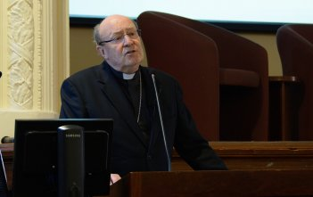 "Archbishop Julian at the Religious Liberty Conference ""Varieties of Diversity"""
