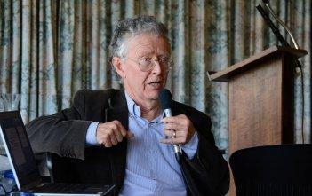 Michael Stokes at the Dawson Colloquium 2016