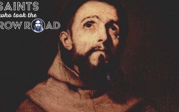 St Francis of Assisi - Saints who took the Narrow Road