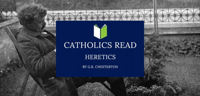 Catholics Read Heretics