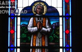 St John Marie Vianney - Saints who took the Narrow Road