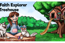 GG's Faith Explorer Treehouse