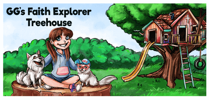GG's Faith Explorer Treehouse