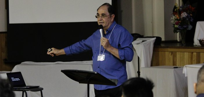Paul Elarde at the Immaculata Mission School 2017