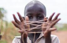 Refugee in Uganda