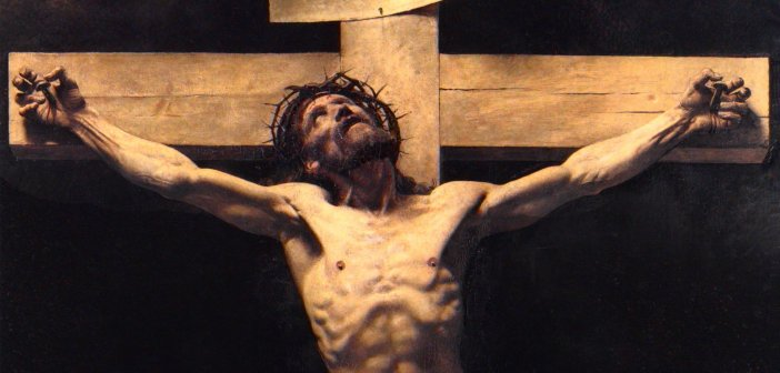 Christ on the Cross by Léon Bonnat