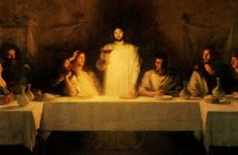 The Last Supper by Pascal Dagnan-Bouveret