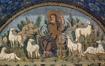 The Good Shepherd Mosaic