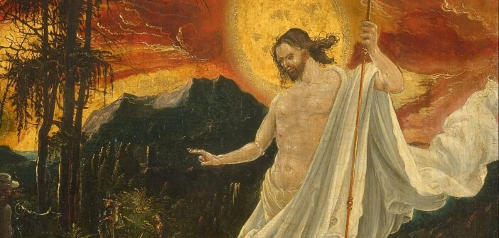 The Resurrection of Christ by Albrecht Altdorf