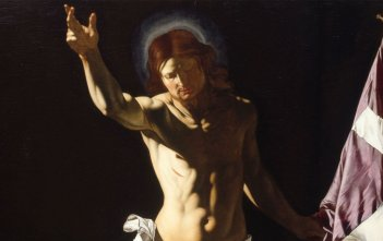 The Resurrection by Cecco del Caravaggio