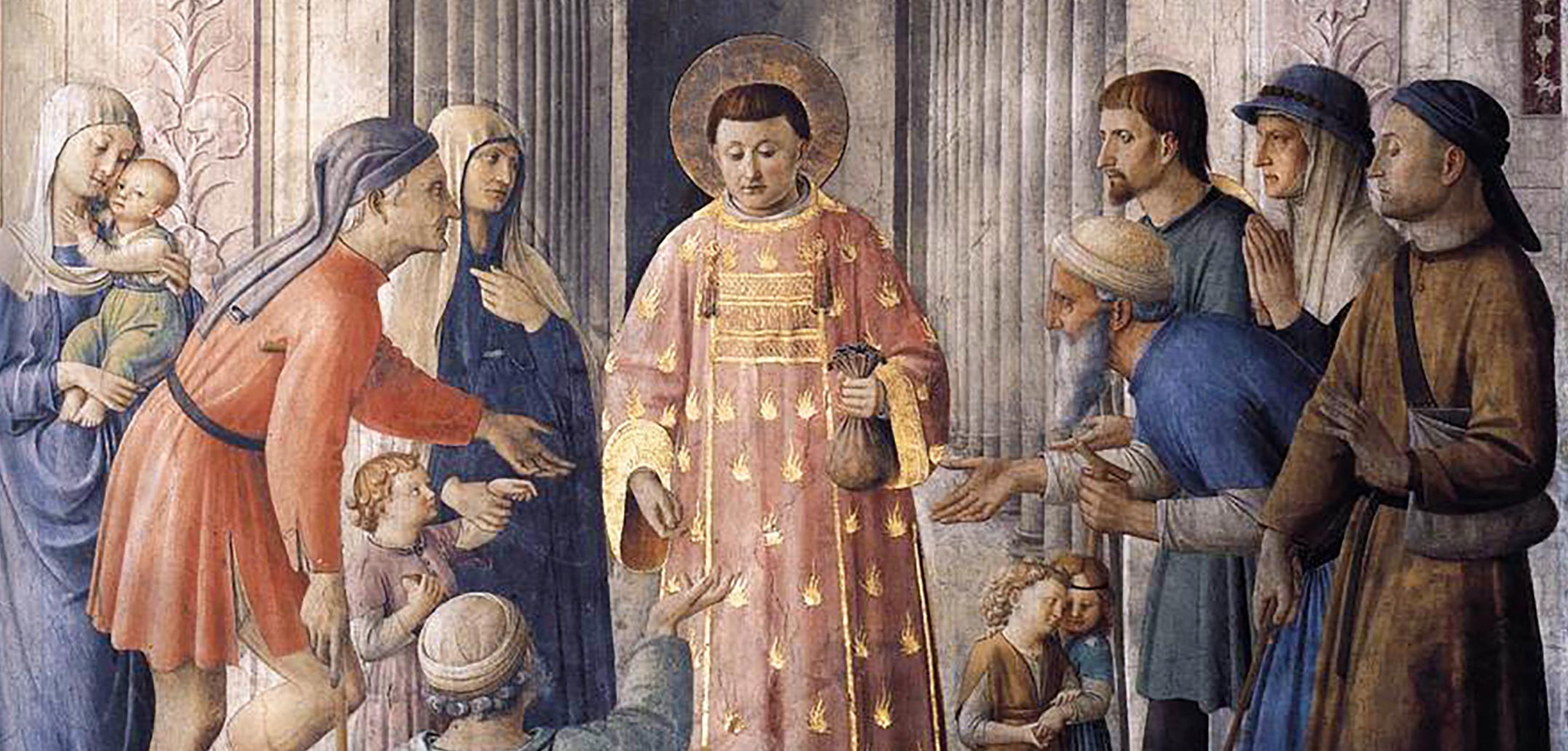 St Laurence (Fra Angelico)