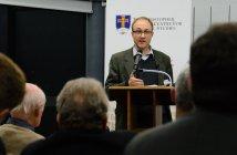 Nigel Zimmermann at the Dawson Colloquium 2018