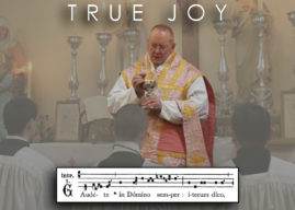True Joy – Gaudete Sunday 2019